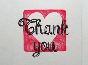 Kartiņa Thank You