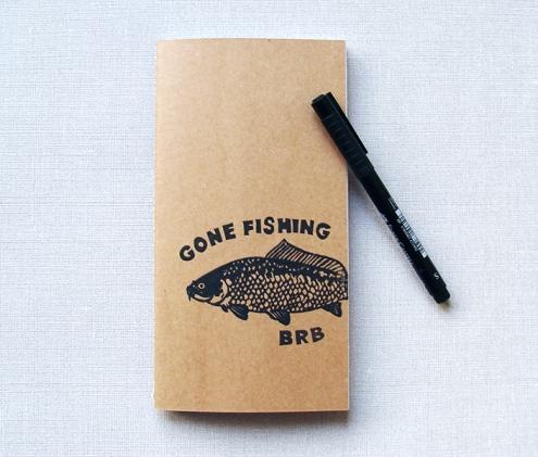 Gone Fishing BRB