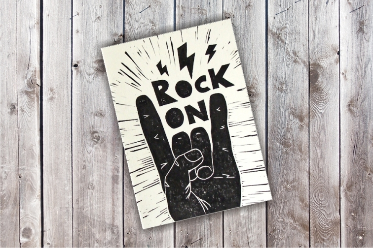 Kartiņa Rock On